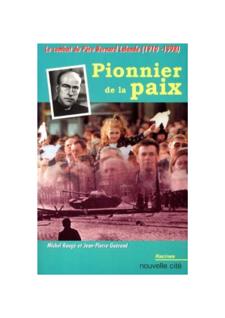 Pionniers de la Paix