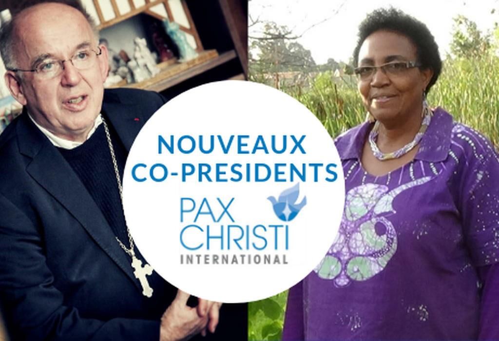 Mgr Stenger, nouveau co-président de Pax Christi International